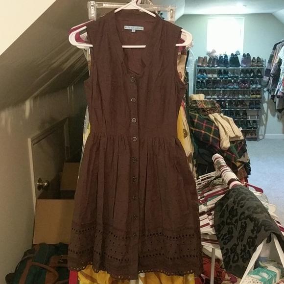 ANTONIO MELANI Dresses & Skirts - Antonio Melani Eyelet Lace Dress